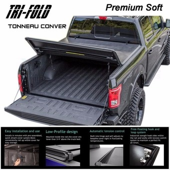 04-17 Ford F150 BED LINER